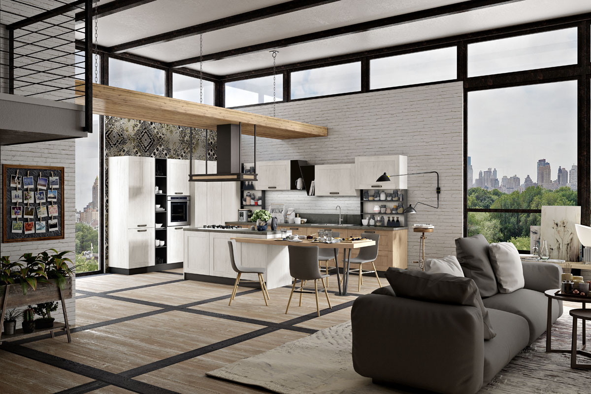 Cucina mobili ieva torino for Cucine design torino